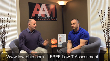 Dr. Kocka and Troy Naftzger discuss Low Testosterone